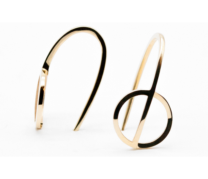 ALOFT-OHRRING-EARRING-NO3-GOLD-HOCHGLANZ-POLIERT-HIGH-GLOSS-FINISH-LARISSAGEHRMANN